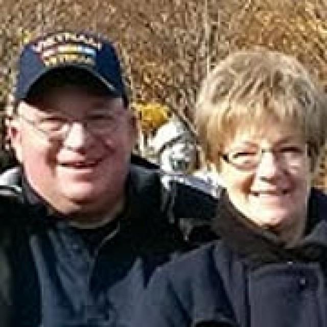 Bob and Linda Penney
